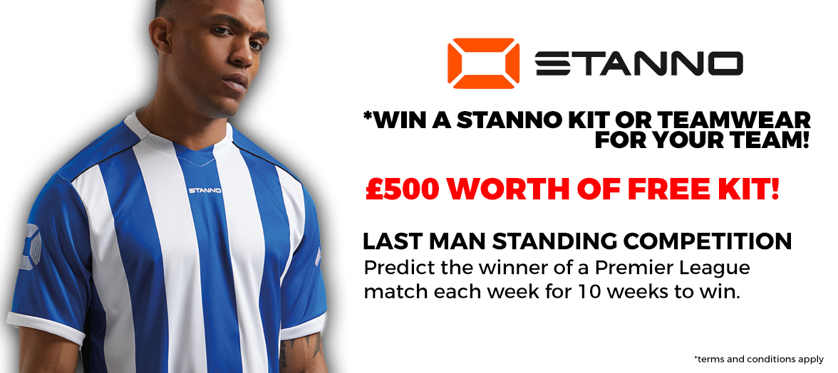 Stanno Last Man Standing Competition
